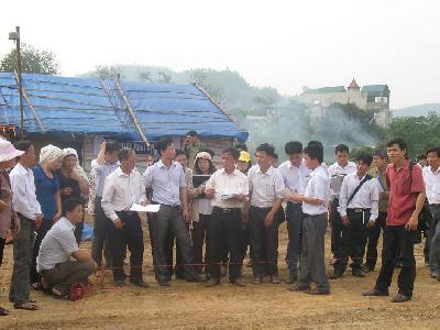 Lập thiết kế kỹ thuật, dự toán xây dựng hệ thống hồ sơ địa chính và CSDL quản lý đất đai huyện Sơn Dương tỉnh Tuyên Quang.