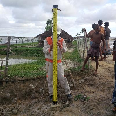 Topographical Survey Matarbari, Moheshkhali Upazilla, District Cox's bazar – Bangladesh